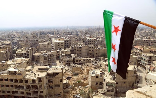 Сирийские повстанцы отклонили требования РФ повыходу изАлеппо