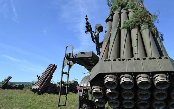 Киев втрое увеличил ракетные войска с 2014 года