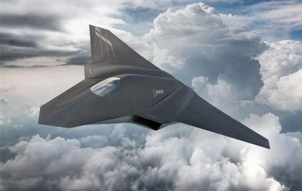 Представлена концепция истребителя шестого поколения