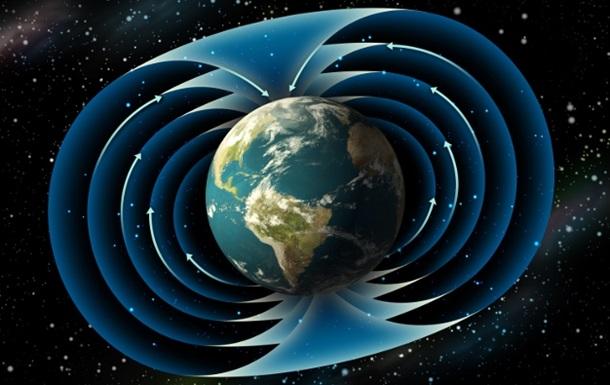 В защитном поле Земли возникла трещина