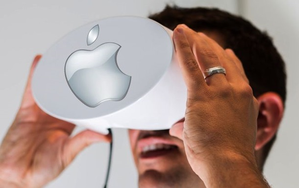Apple запатентовала VR-шлем для iPhone