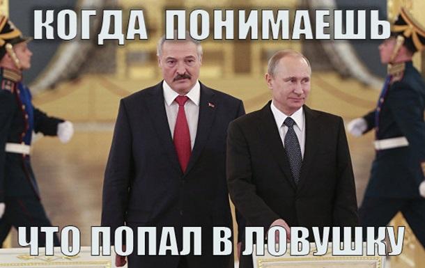 ДЕЙСТВИЯ РОССИИ НА УКРАИНЕ — ЛОВУШКА ДЛЯ БЕЛАРУСИ