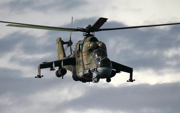 Минобороны РФ опровергло данные осбитом вертолете вСирии