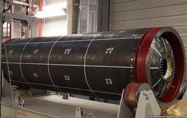 Украина разработала ракетный комплекс Гром