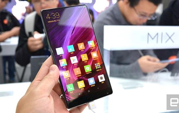 Первую партию безрамочных Xiaomi MiMix распродали за10 секунд