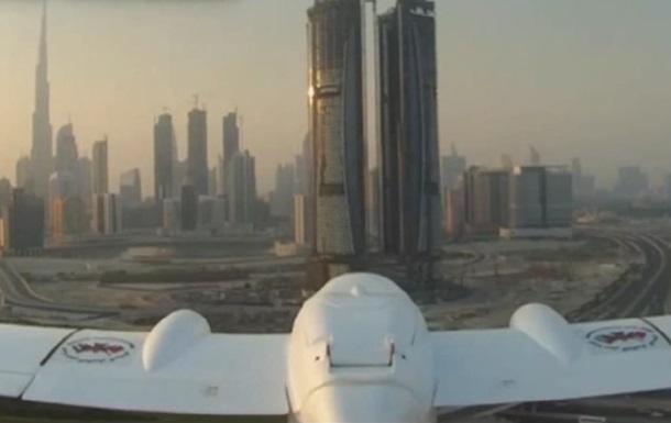 В Дубае запустили  охотника  за квадрокоптерами
