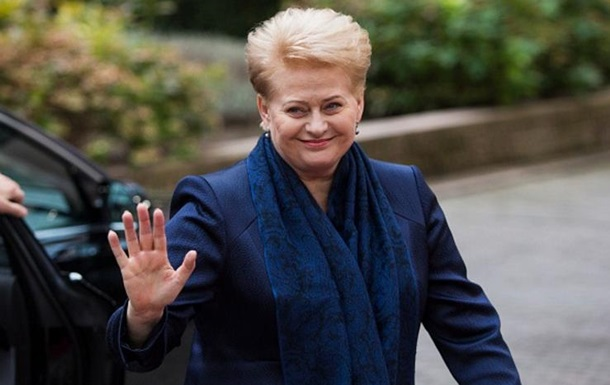Президент Литвы приедет в Украину