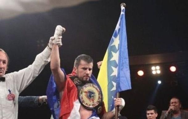 Усик проведет защиту титула против боснийца Бельо