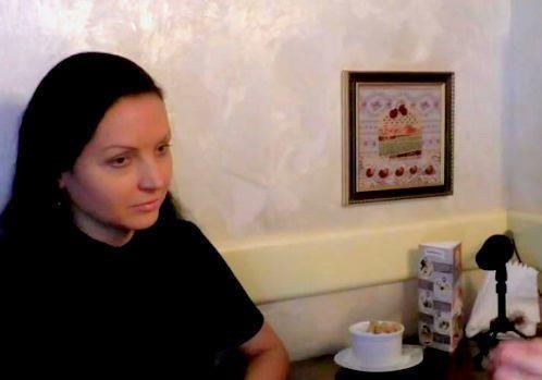 Елена Сидоренко: Мы вышли потому что боялись вооружённых людей