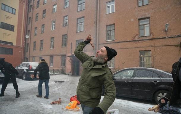 Акцию провели представители Другой России
