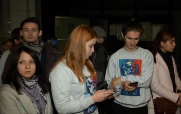 Студенты университета Драгоманова