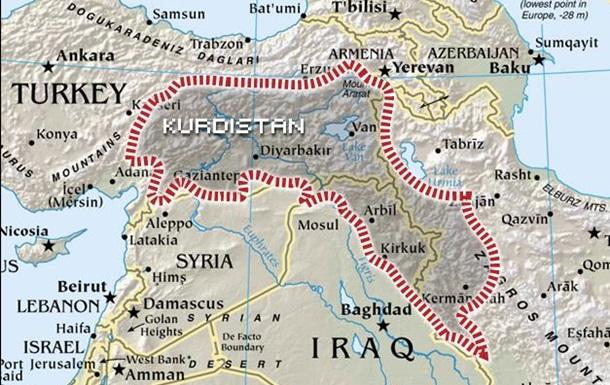 Курди й турки — союзники та вороги