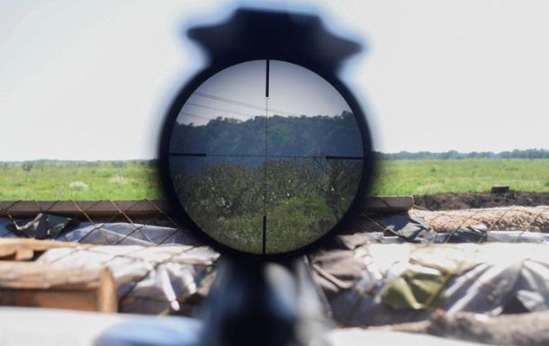 В АТО стороны обвиняют друг друга в обстрелах