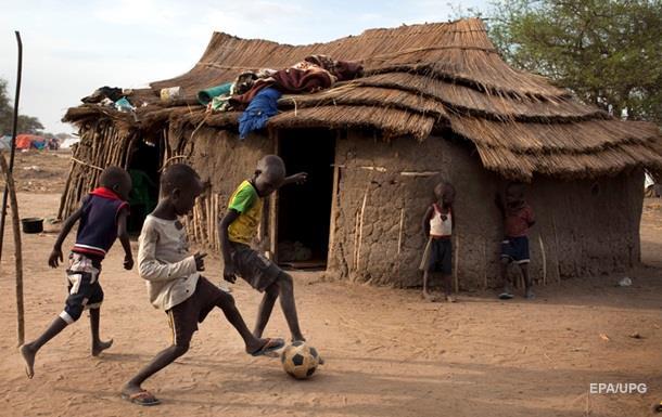 Неизвестный открыл стрельбу пофутбольным болельщикам вЮжном Судане