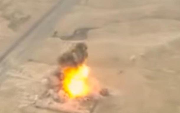Беспилотник ИГИЛ снял атаки смертников в Ираке
