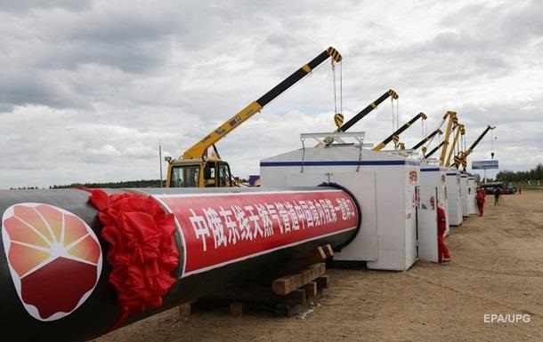 «Газпром» сократил расходы настроительство «Силы Сибири»