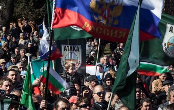 Выборы президента в Болграии и Молдове