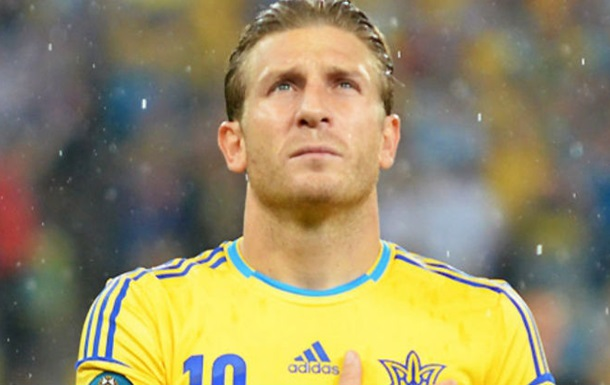 Воронин сыграл в одной команде с Марадоной