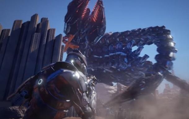 Появился сюжетный трейлер Mass Effect: Andromeda