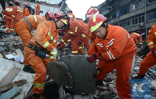 В Китае взорвалась ТЭС, есть жертвы