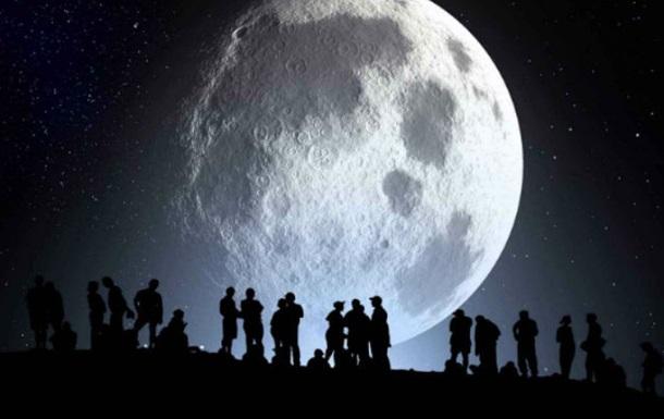 У листопаді земляни побачать найбільший Місяць за 68 років