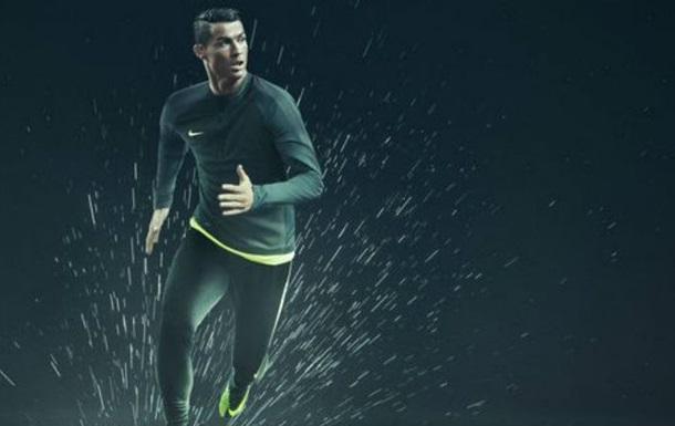 Роналду подпишет с Nike самый крупный контракт со времен Джордана