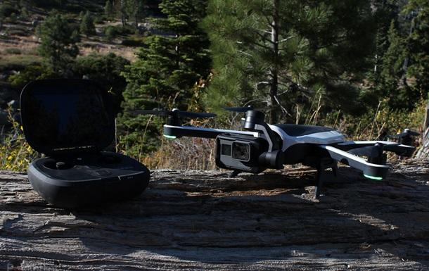 GoPro выпустила дроны, которые падают