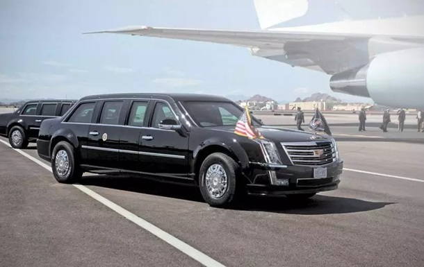 Президентская машина Трампа обойдется в $2 миллиона