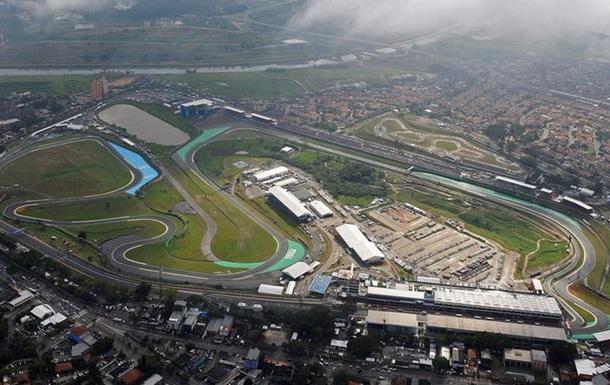 Формула-1. Анонс Гран-при Бразилии