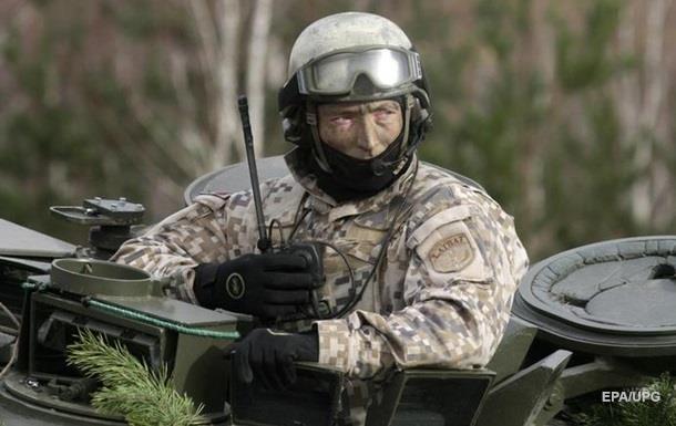 Латышам запретили служить в украинской армии