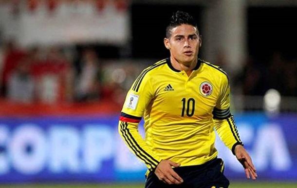 Квалификация ЧМ-2018. Колумбия и Чили голов не забивали