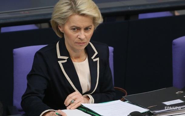 Глава Минобороны Германии призвала Трампа быть жестким с РФ