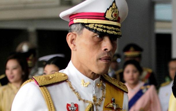 Наследный принц Таиланда вернулся на родину