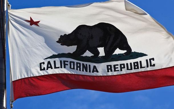 ВКалифорнии хотят провести референдум овыходе изсостава США