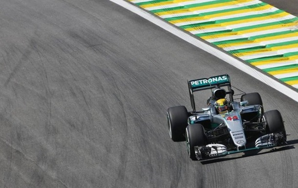 Формула-1. Гран-при Бразилии. Хэмилтон — быстрейший во второй тренировке