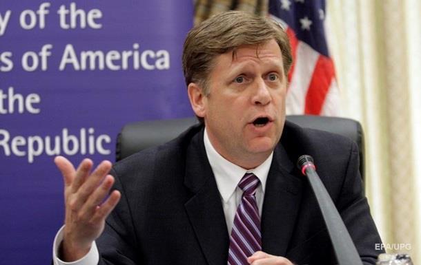 Экс-посол США в России попал под санкции Москвы