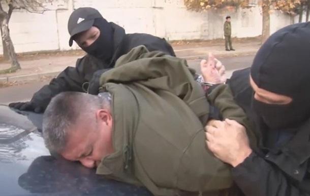 Оружие задержанных вКрыму «диверсантов» оказалось игрушечным