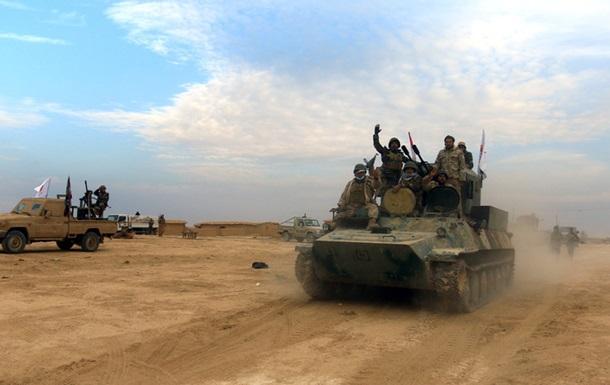 Иракская армия освободила 140 населенных пунктов в районе Мосула