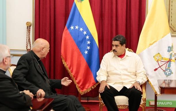 Власти и оппозиция Венесуэлы договорились о совместной работе