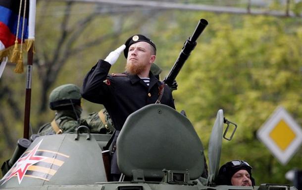 В Украине отрицают задержание националистов в ДНР