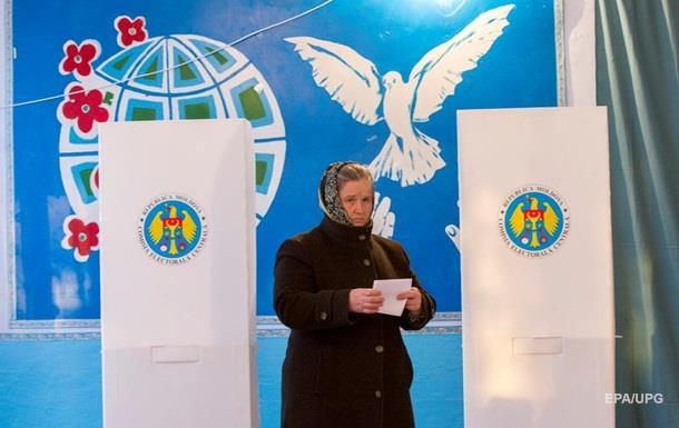 ВМолдове начался 2-ой тур президентских выборов— ЕСили Российская Федерация