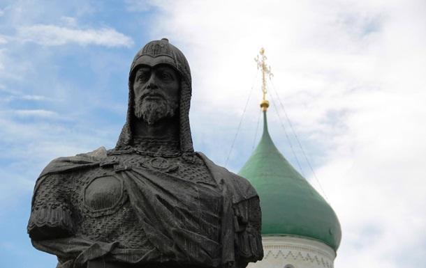 Россию окружат памятниками Александру Невскому