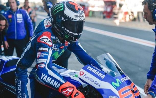MotoGP. Лоренсо побеждает на Гран-при Валенсии