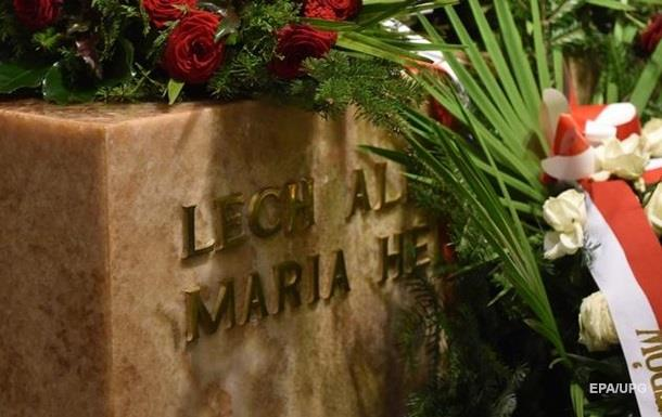 В Польше эксгумируют тело погибшего Леха Качинського
