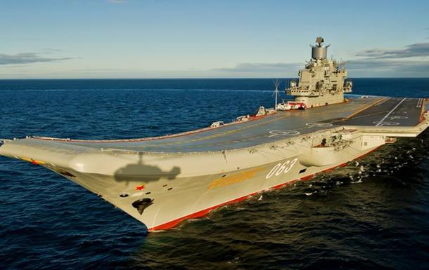 Россия задействовала палубную авиацию и крылатые ракеты в Сирии