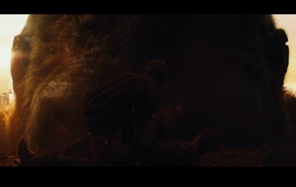 В тизере показали самого большого Кинг-Конга