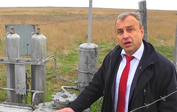 ВГеническе призвали Владимира Путина отдать украинское газохранилище вКрыму