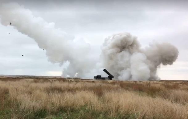 Украина испытала новую точную ракету
