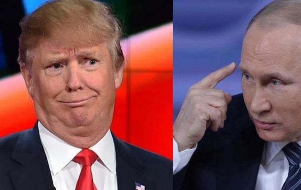 Президент Трамп: последняя ошибка Путина!