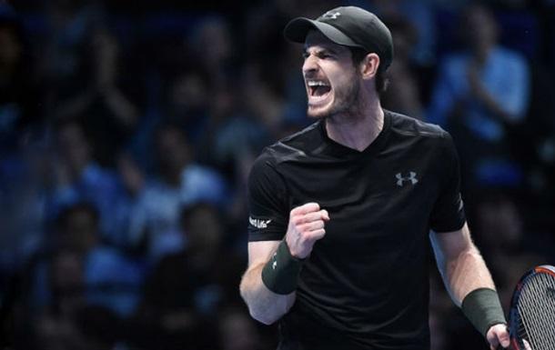 ATP Finals. Маррей обыгрывает Нисикори